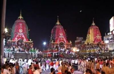 Puri Chariot festival